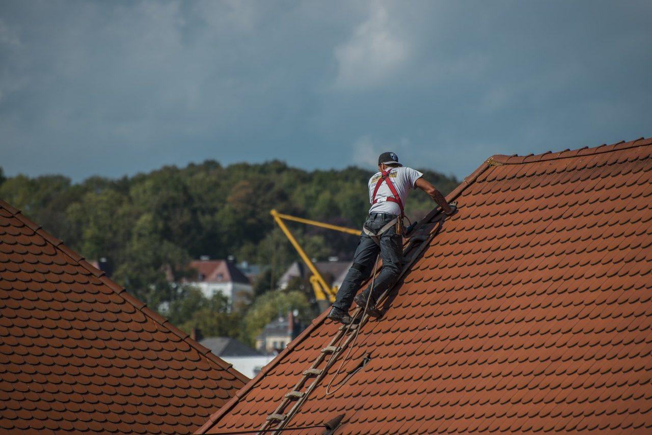 Cincinati Ohio Roof Repair Residential Section