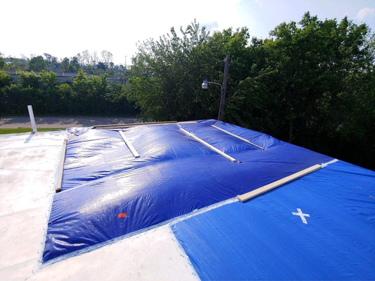 Dayton Ohio Roof Damage Restoration