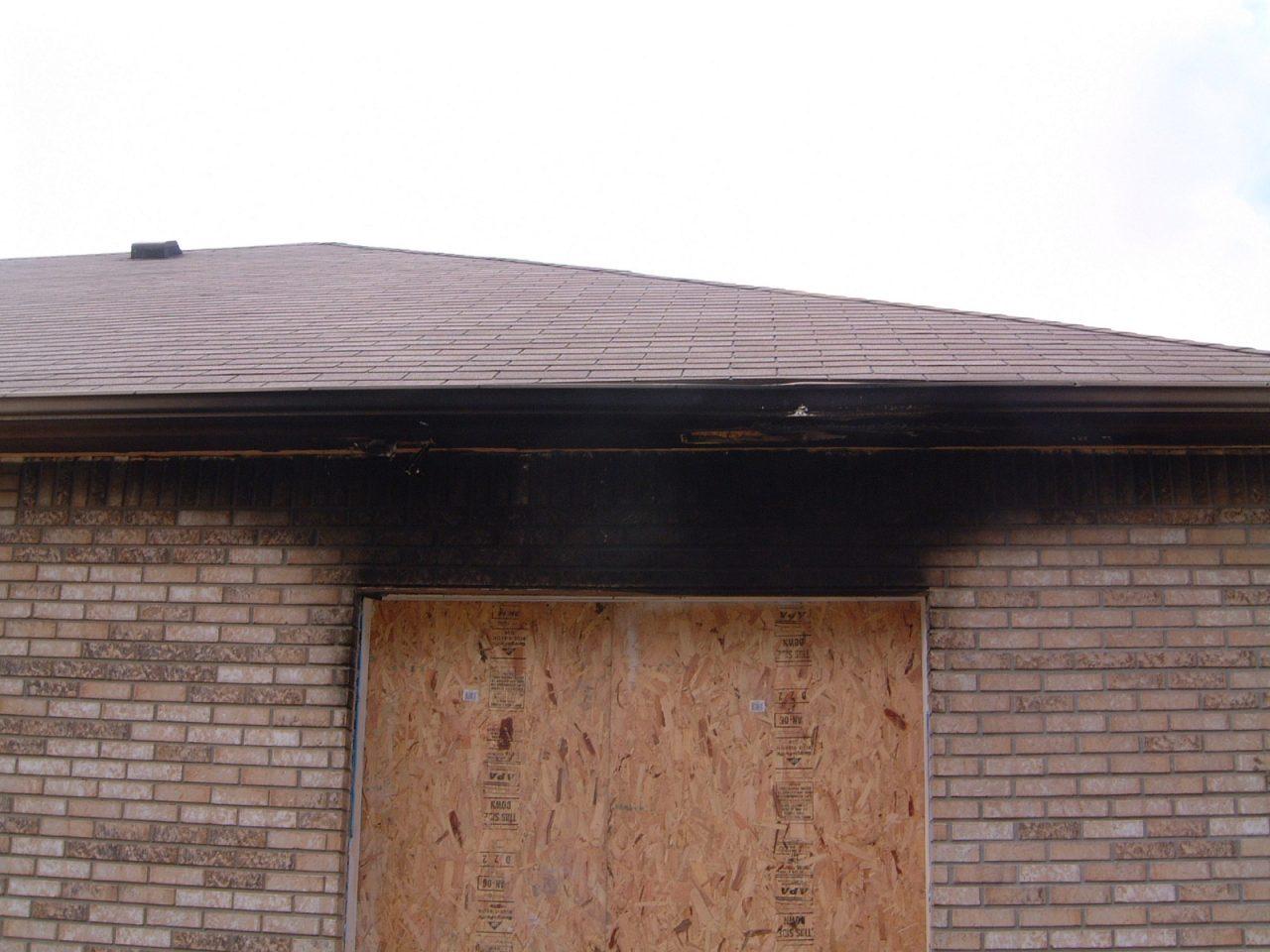 Dayton Ohion smoke damage