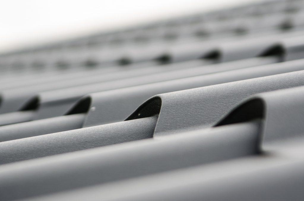 metal roof shingles