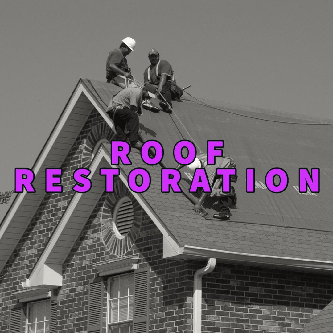 Roof restoration 2
