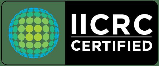 IIRC Certified Logo