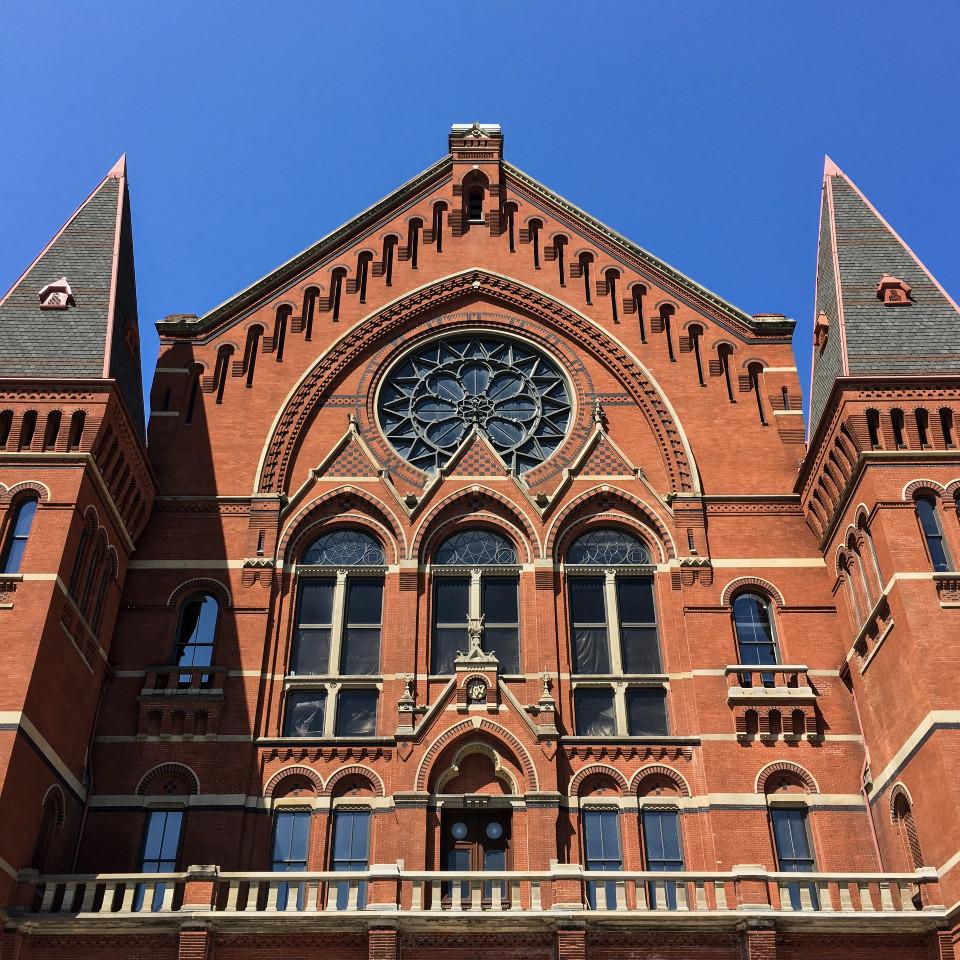 Cincinnati Ohio Music Hall
