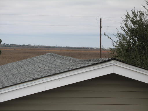 sagging roof example